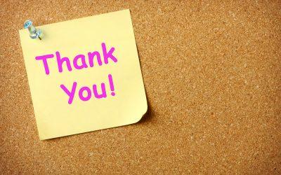 """Thank You Tulsa!"" -Dynamic Carpet Care"