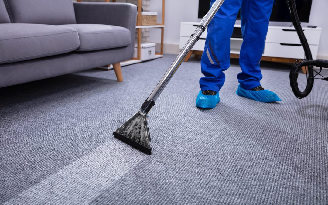 New Year Clean Floors