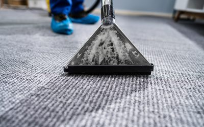 Carpet Cleaning Health Benefits