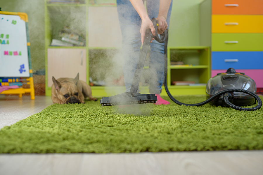 carpet cleaning and air quality